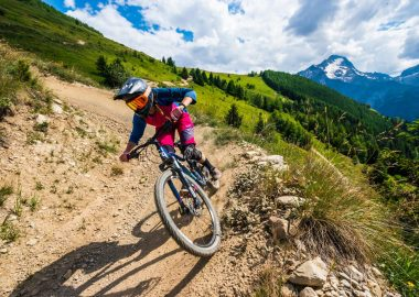 Bike Parks in Oisans