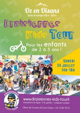 Push bike Kids Tour
