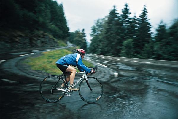 A difficulty! The rain