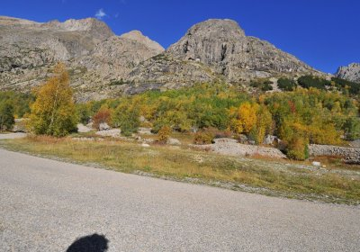 The Road to La Bérarde by e-bike