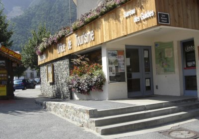 Tourist office of Bourg d'Oisans