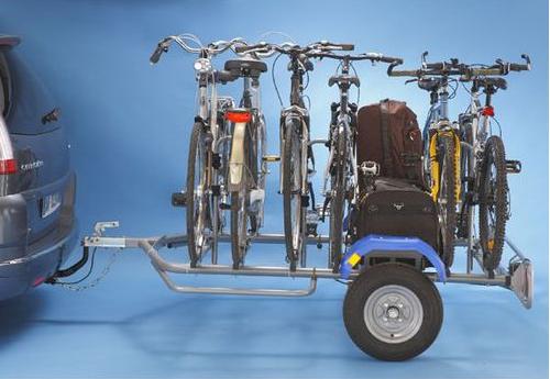 remorque porte vélos