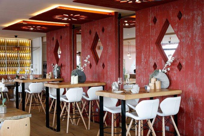 restaurant A l'Espérance Des Grandes Rousses