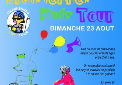 Push bike Kids Tour