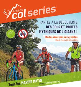 Oisans Col Series – Cols Croix de Fer et Glandon
