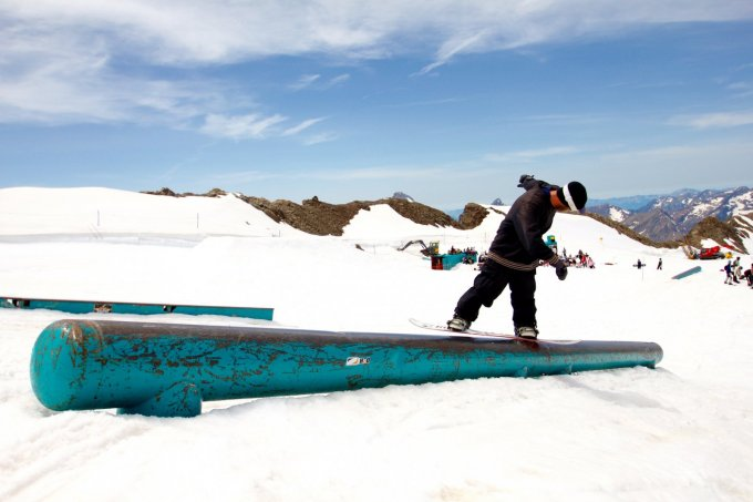 Snowboard Ride Camps